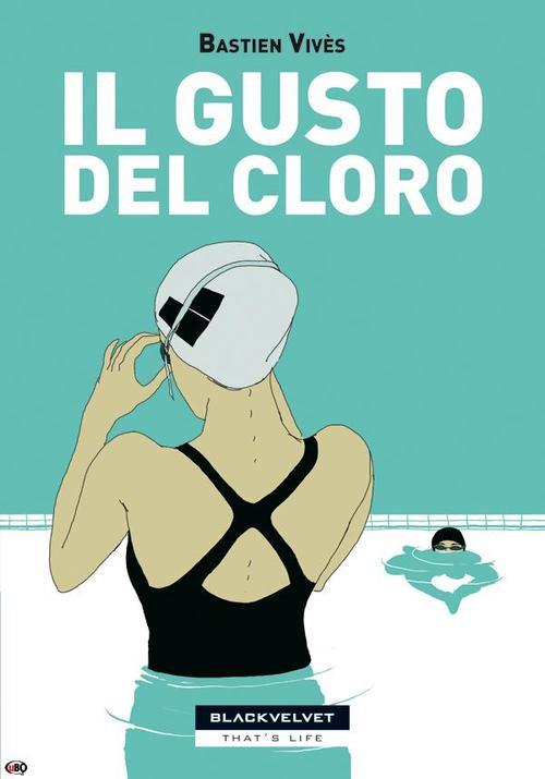 Il gusto del cloro Book Cover