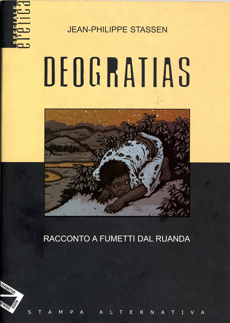 Déogratias Book Cover