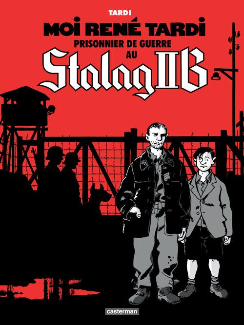 Io René Tardi prigioniero di guerra allo Stalag II B Book Cover