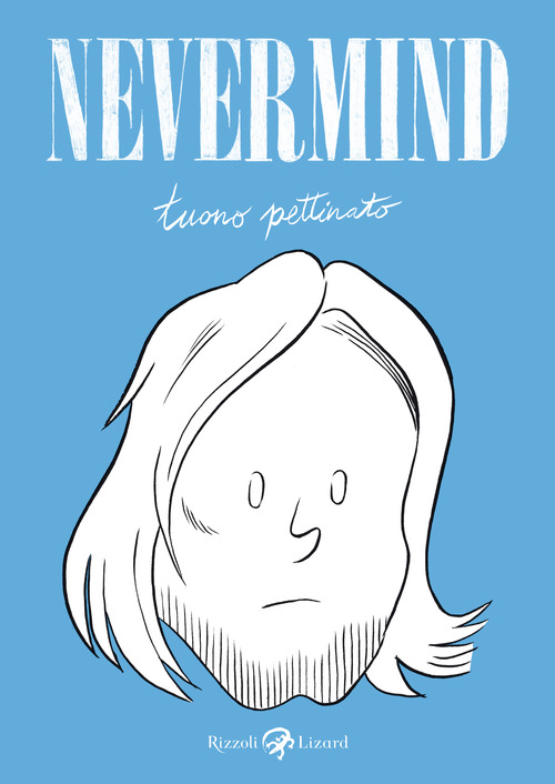 Nevermind Book Cover