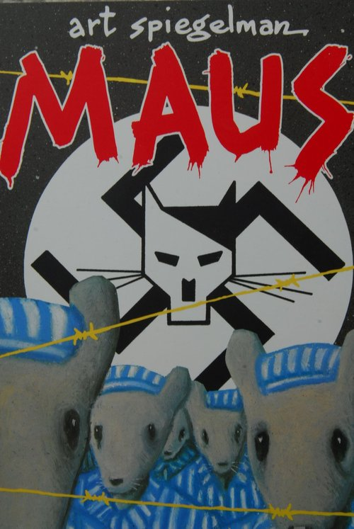 MAUS Book Cover