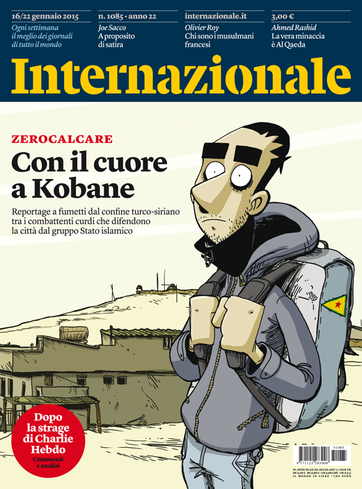 Kobane calling Book Cover
