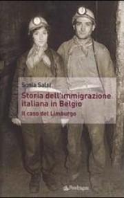 Storia dell'immigrazione italiana in Belgio. Il caso del Limburgo Book Cover