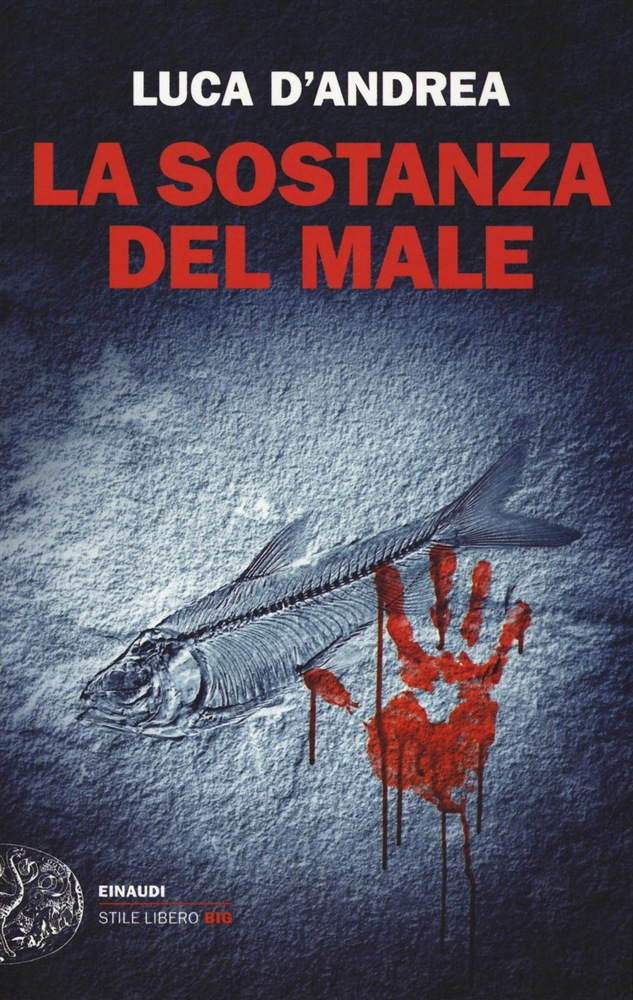 La sostanza del male Book Cover