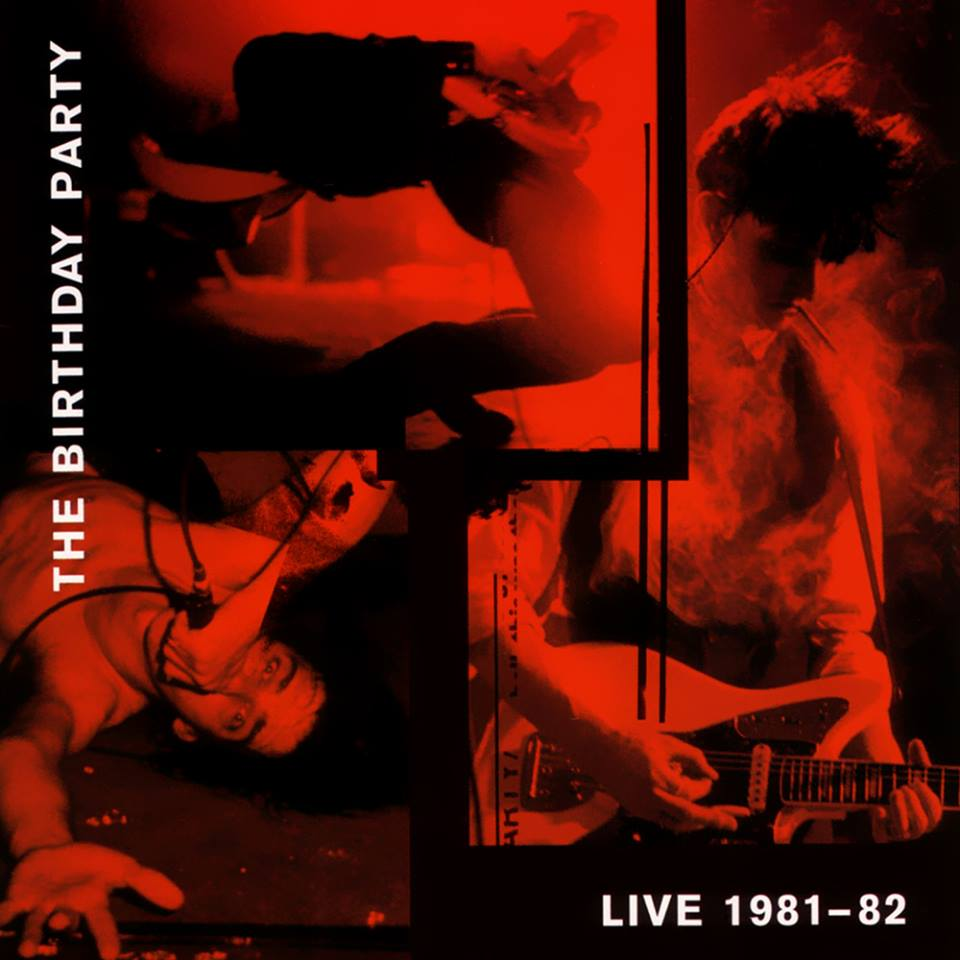 Live 1981-82 Book Cover