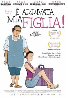 E' arrivata mia figlia Book Cover