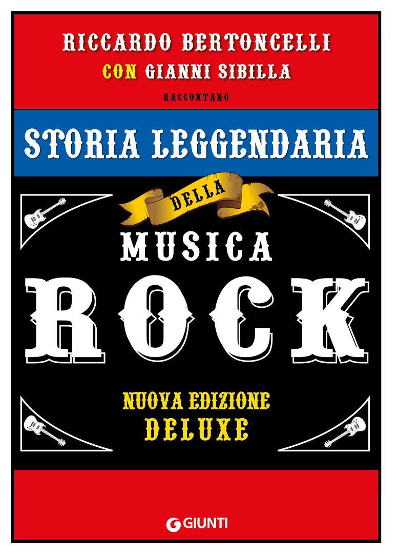 Storia leggendaria della musica rock Book Cover