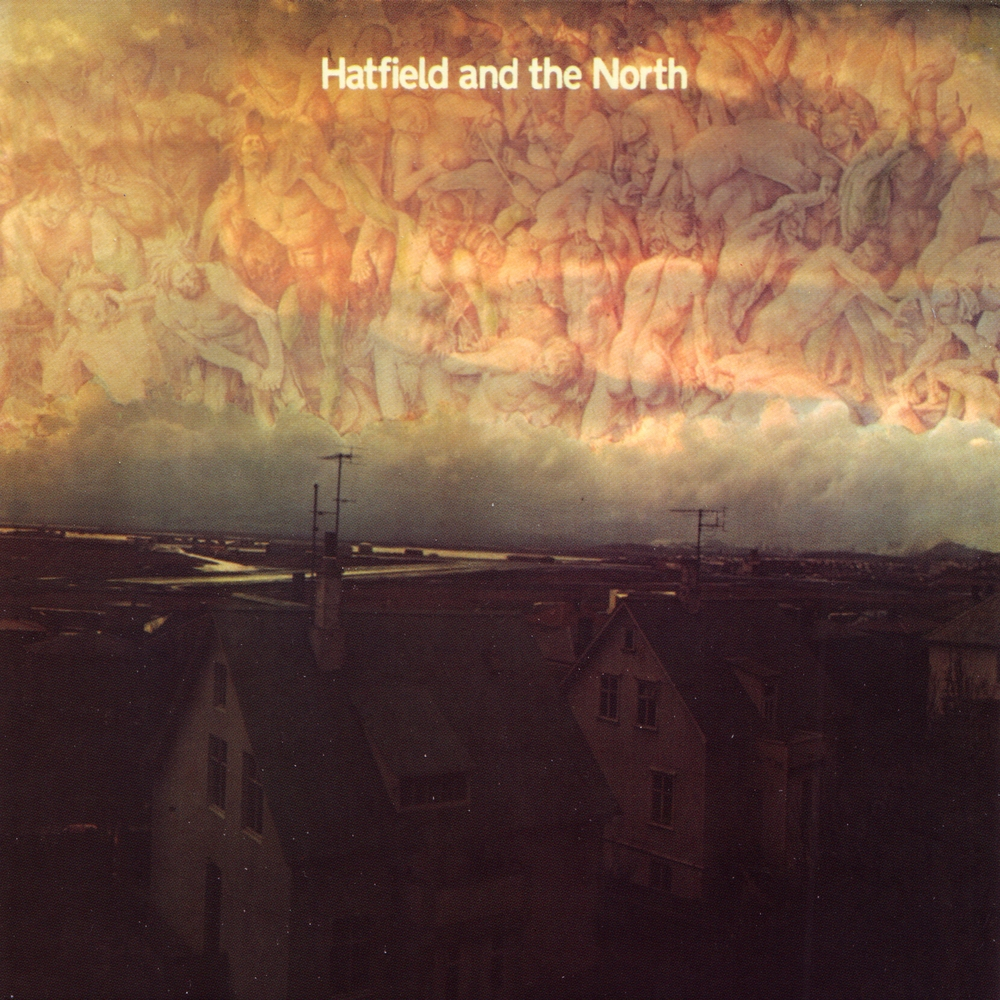 Hatfield and the North Book Cover