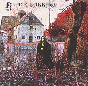 Black Sabbath Book Cover