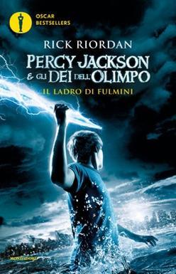 Percy Jackson e gli dei dell'Olimpo Book Cover