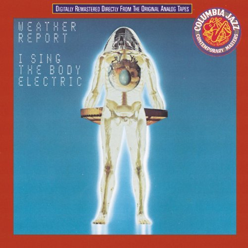 I sing the body electric Book Cover