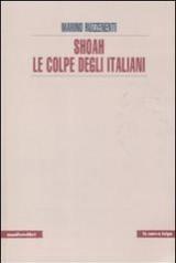 Shoah. Le colpe degli italiani, Book Cover