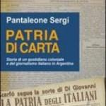 Pantaleone Sergi, Patria di carta.