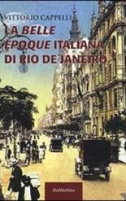 La belle époque italiana di Rio de Janeiro Book Cover