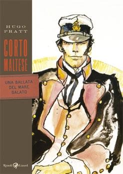 Corto Maltese. Una ballata del mare salato Book Cover