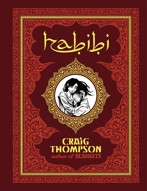 Habibi Book Cover
