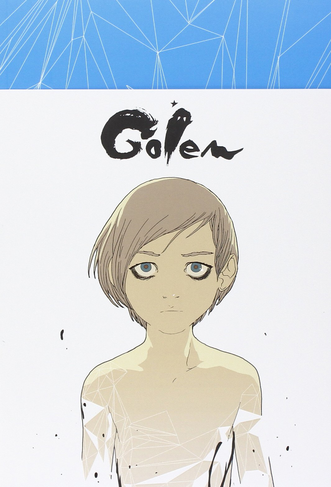 Golem Book Cover