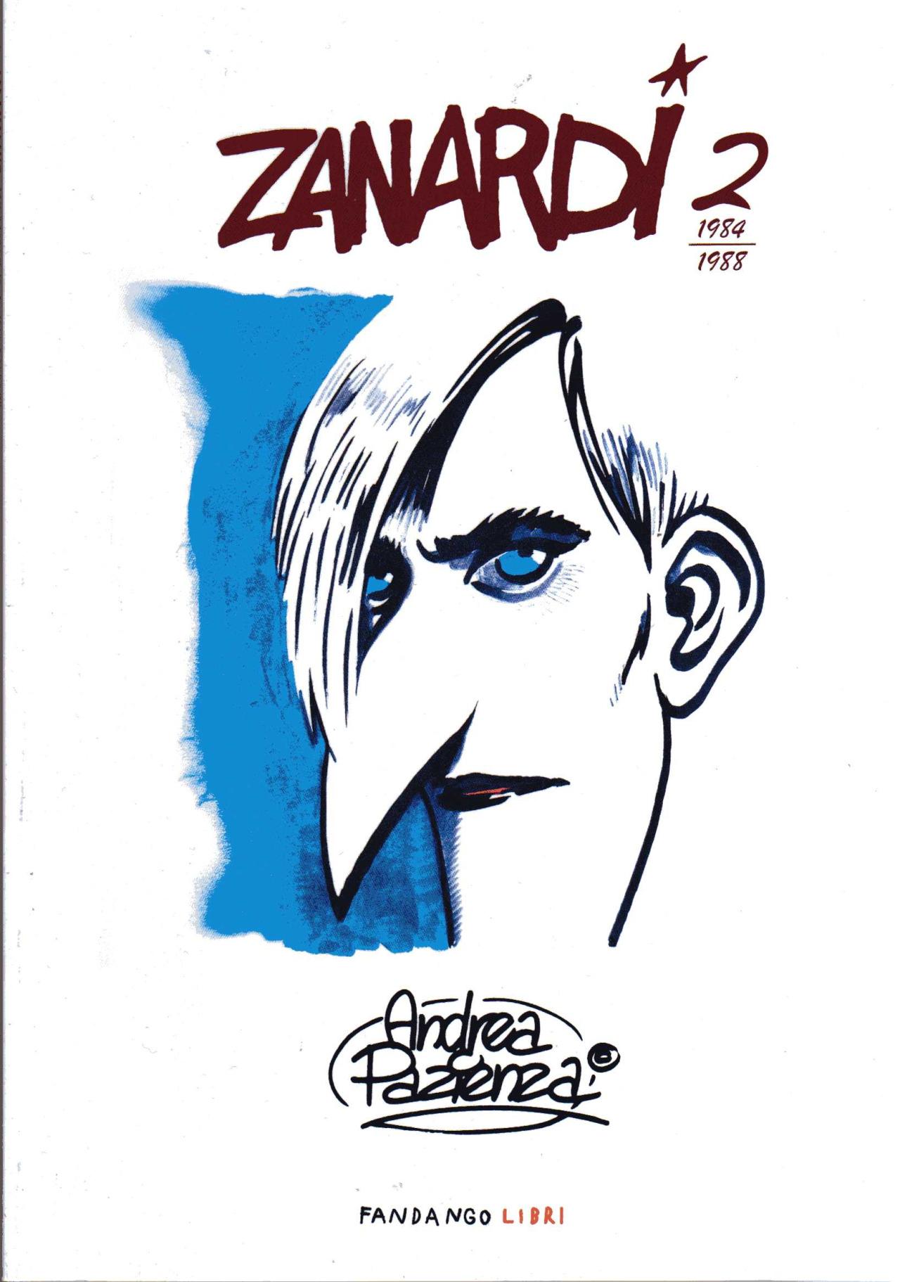 Zanardi vol.2 Book Cover