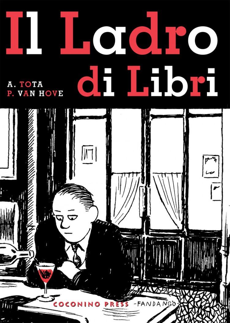 Il ladro di libri Book Cover