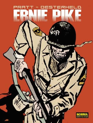 Ernie Pike vol.1 Book Cover