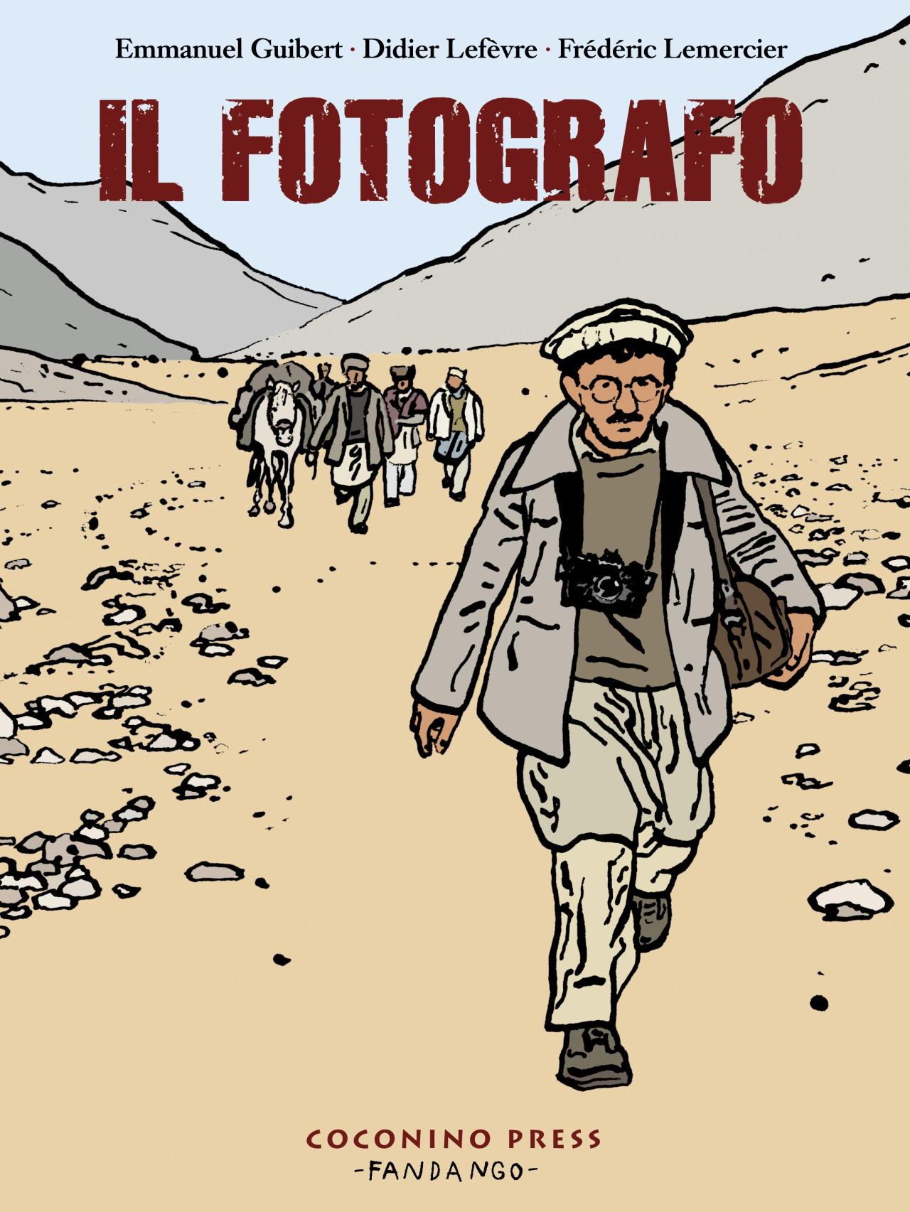Il fotografo Book Cover