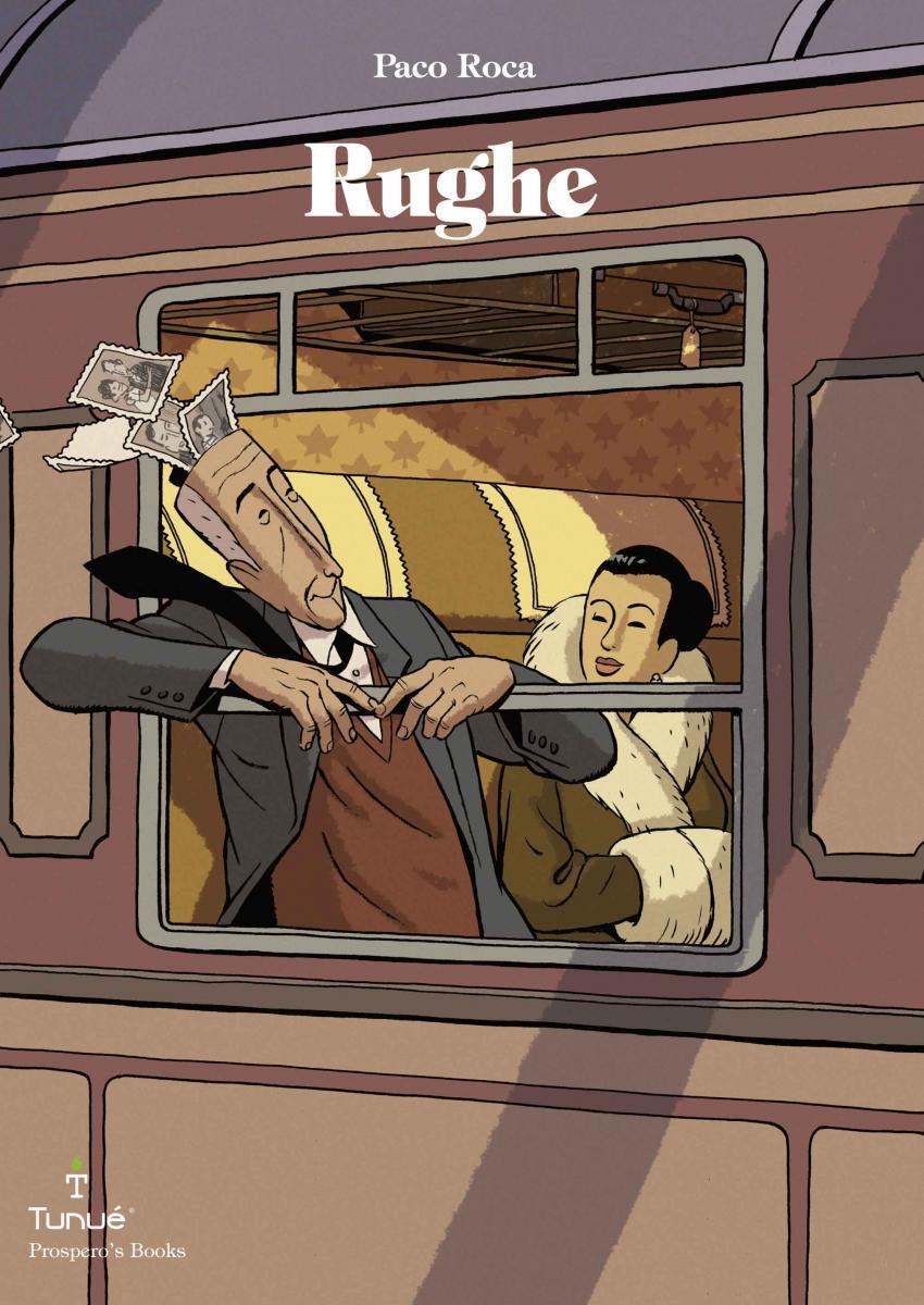 Rughe Book Cover
