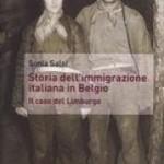 Sonia Salsi, Storia dell'immigrazione italiana in Belgio.