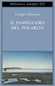 Il passeggero del Polarlys Book Cover