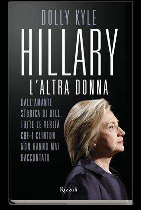 Hillary l'altra donna Book Cover