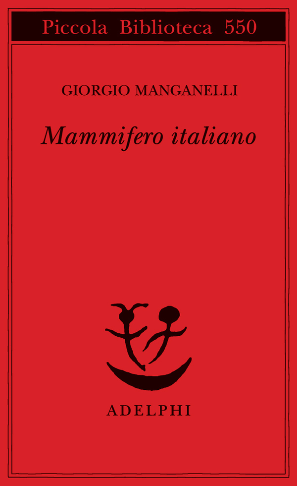 Mammifero italiano Book Cover