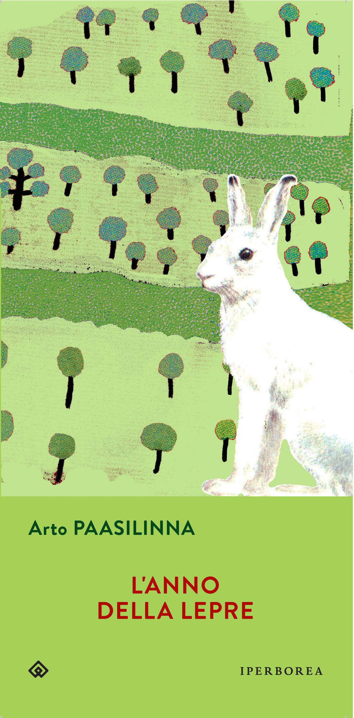L'anno della lepre Book Cover