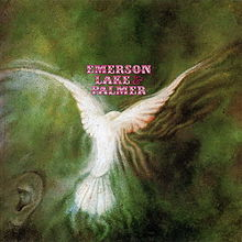 Emerson Lake & Palmer Book Cover