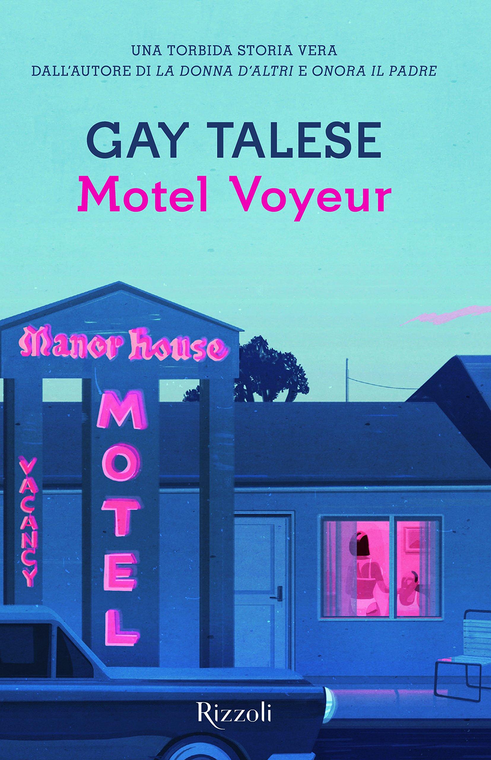 Motel Voyeur Book Cover