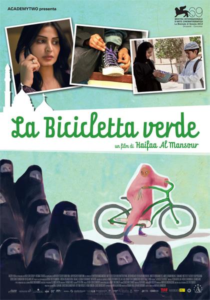 La bicicletta verde Book Cover