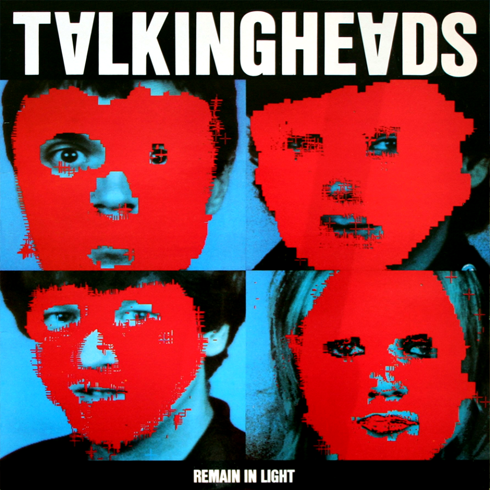 Remain in Light Book Cover
