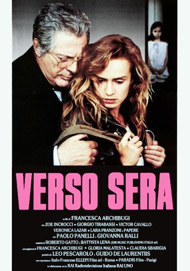Verso sera Book Cover