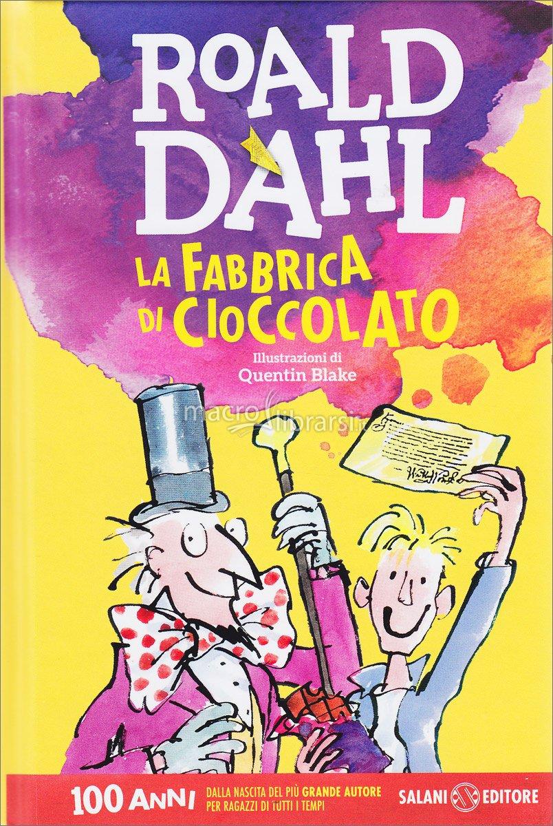 La fabbrica di cioccolato Book Cover