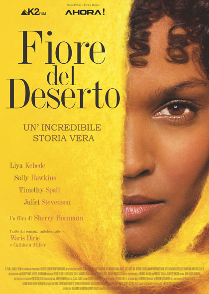 Fiori del deserto Book Cover