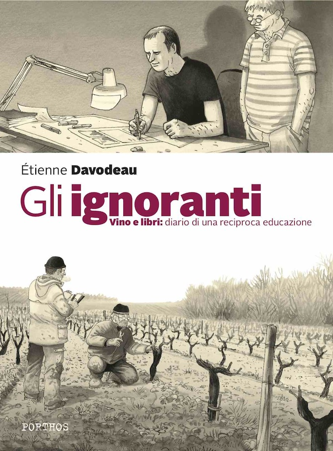 Gli Ignoranti Book Cover