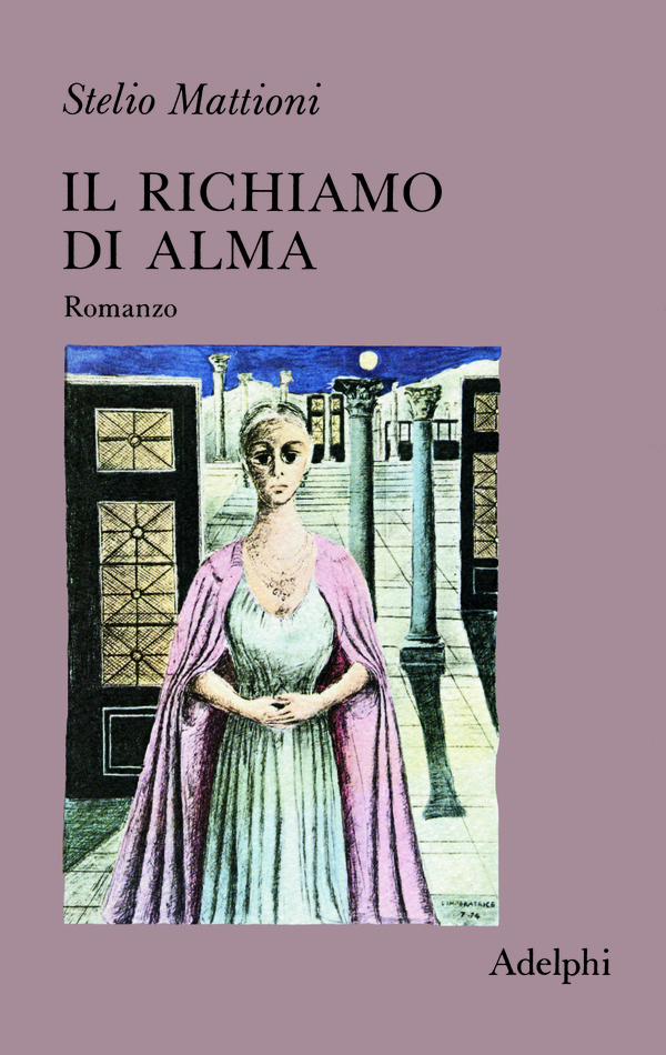 Il richiamo di Alma Book Cover