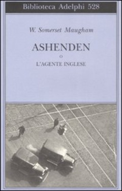 Ahenden o l'agente inglese Book Cover
