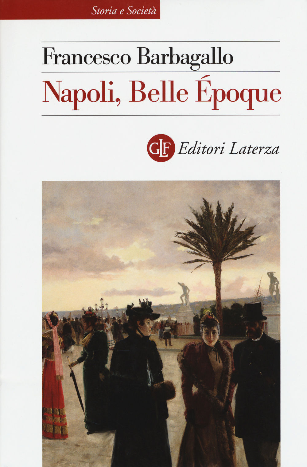 Napoli, Bella Epoque Book Cover