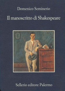 Il Manoscritto di Shakespeare Book Cover