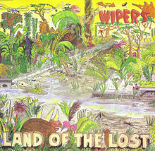 Land of the Lost Book Cover