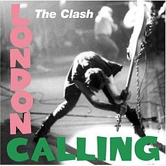 London Callin Book Cover