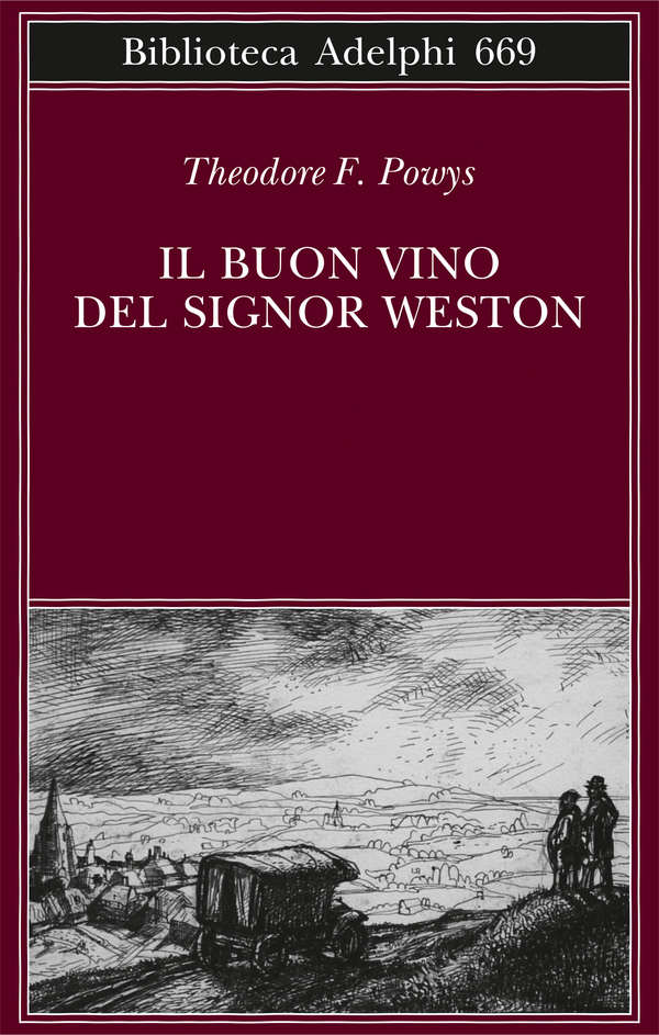 Il buon vino del signor Weston Book Cover