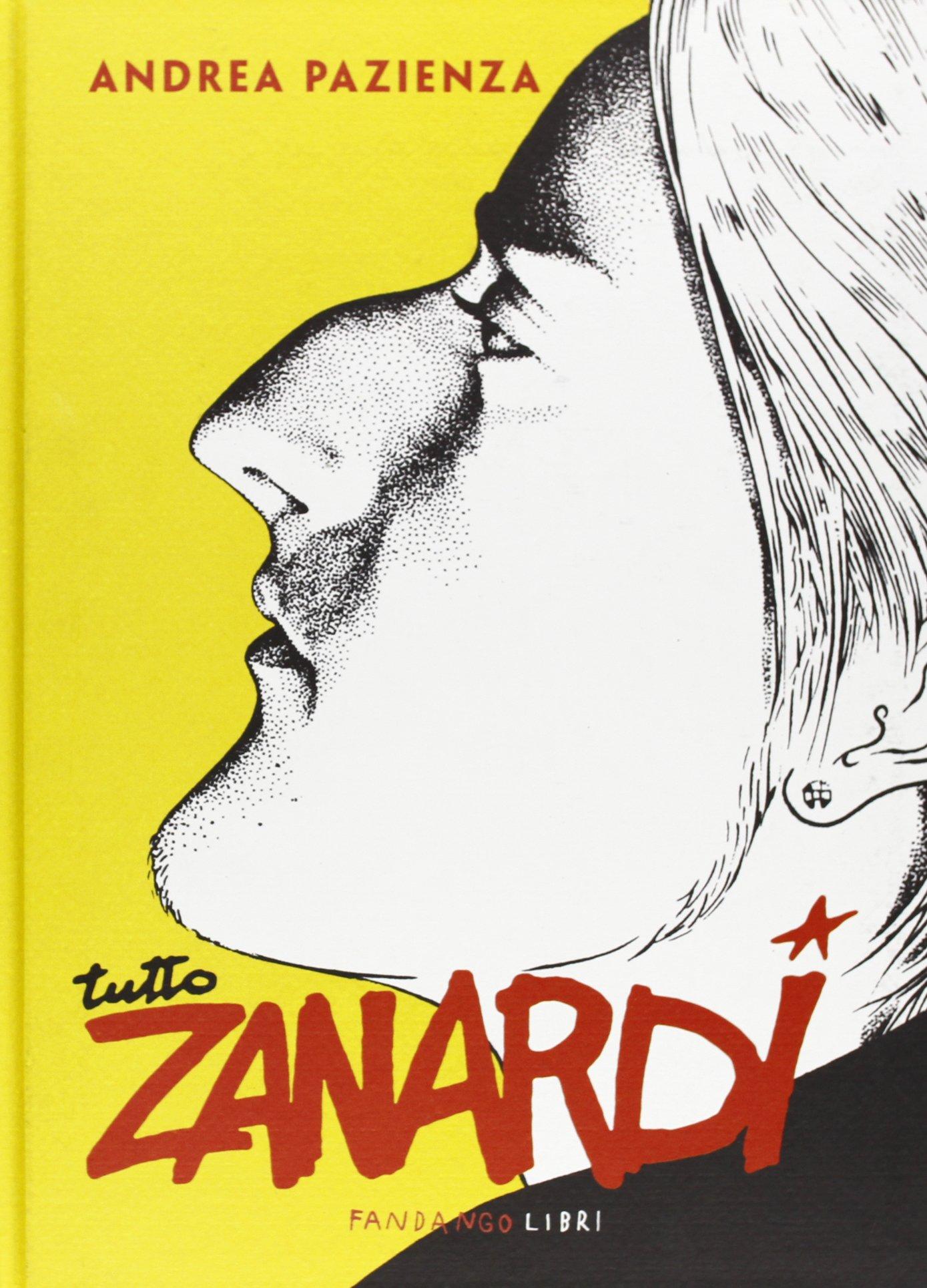 Tutto Zanardi Book Cover