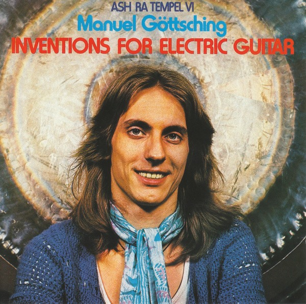 Inventions for Electric Guitar Book Cover