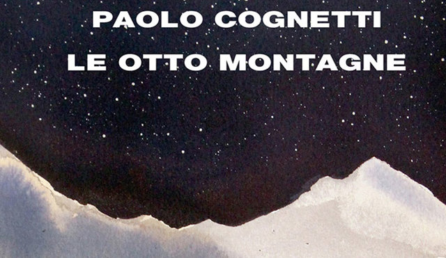 Le otto montagne Book Cover
