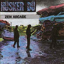 Zen Arcade Book Cover